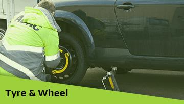 Car Tyre Service in UAE