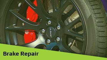 Brake Repair & Service in UAE