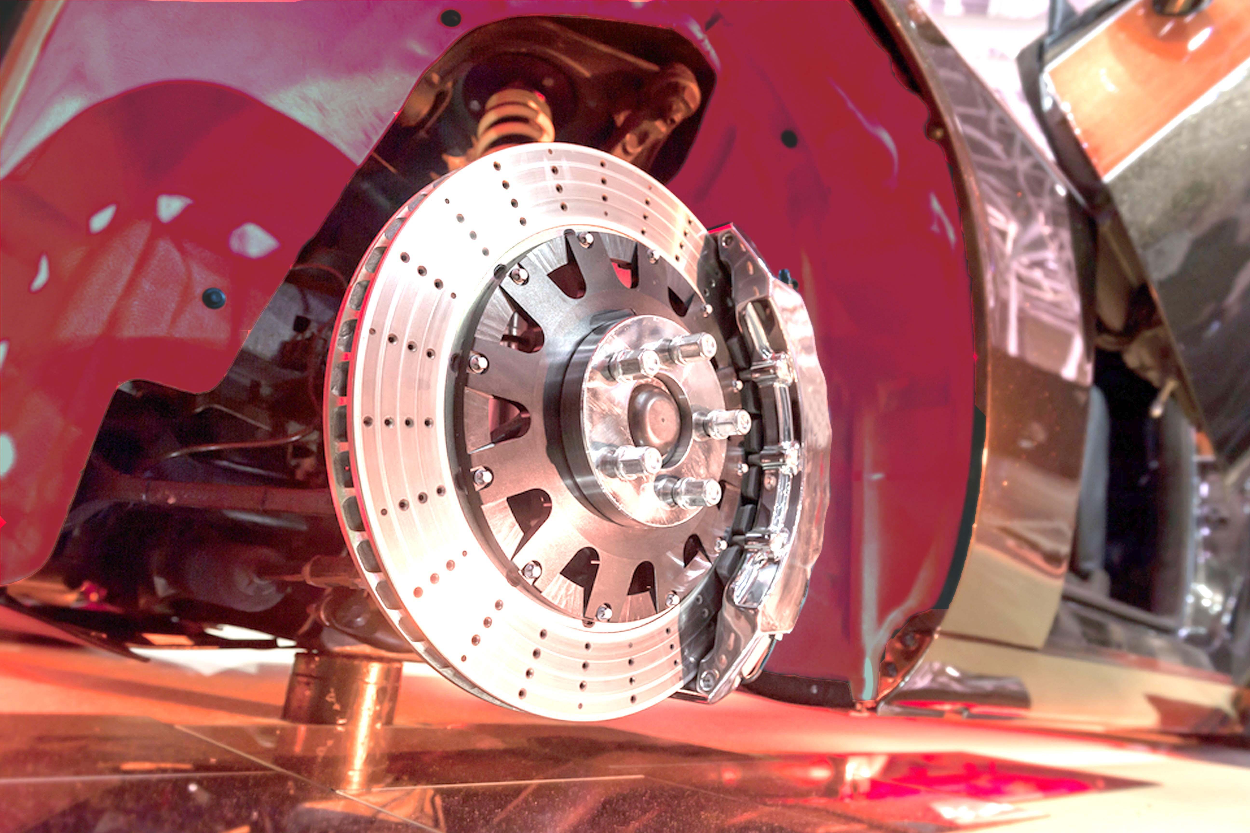 Brake Repair Service UAE